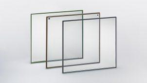 パナソニック、「強化ガラス」と「透明ピラー」の真空断熱ガラスを開発