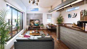 中央住宅、IoT戸建て分譲3棟を都内で発売