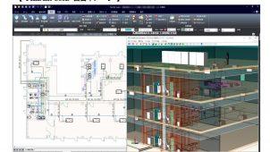 ダイキン、青焼きから3D図面データがつくれる設備CADを発売