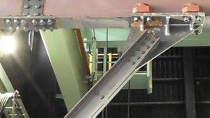 溶接要らず、鉄骨造建築物の耐震補強が安全・容易に