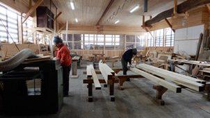 【事例】外部機関と連携して若手大工を育成 -北海道ビルダーズ協会