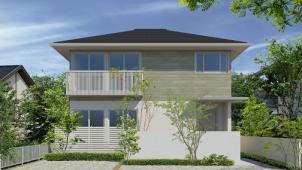 積水ハウス、低価格木造をセカンドブランドに
