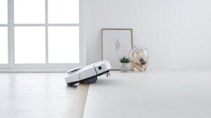 パナソニック、ロボット掃除機「ルーロ」の掃除完遂性能を向上