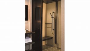 LIXIL、上質なくつろぎ得られるシャワーユニット発売