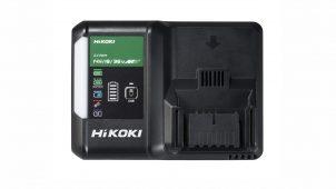 HiKOKI、20分以内で充電できる急速充電器を発売