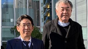七呂建設が隈研吾氏と創業60周年記念施設を建築