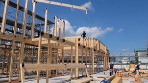 【新建ハウジング最新号から】 木造非住宅の市場拡大へ
