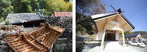 【事例】被災した神社を年1棟無償で再建 -創建[大阪市]