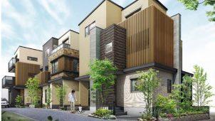 大和ハウス、都市部の3階建て分譲倍増へ