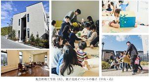 コスモスイニシア、大規模開発の新築分譲一戸建にてコミュニティ形成活動