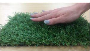 色落ちしにくく低価格な人工芝を発売