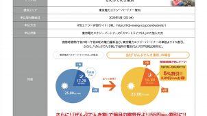 関東エリアでオール電化住宅向けの新電気料金プラン開始