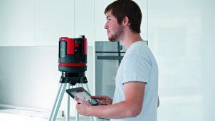 ライカジオシステムズ、3Dレーザー測定器にレイヤー機能を追加