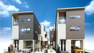 中央住宅、埼玉・西川口で3階建て分譲住宅の販売開始
