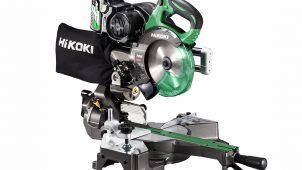 HiKOKI、1台でさまざまな内装材の切断・加工が可能