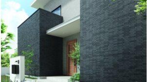 LIXIL、外装壁タイル2商品をラインアップ