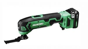 HiKOKI、切断・剥離・研削が1台で可能なマルチ工具