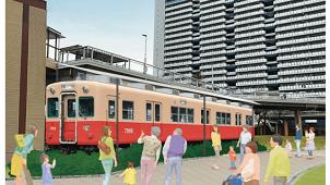 阪神電鉄とUR都市機構、UR団地を中心とした地域活性化へ連携