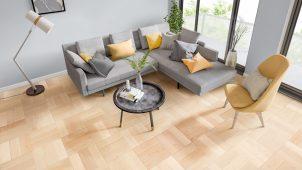 永大産業、木質床材「銘樹」に3つの新商品を追加
