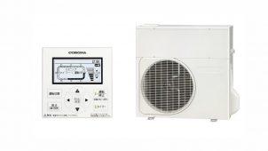 コロナ、ヒートポンプ式温水床暖房に価格抑えた3.9kWタイプ