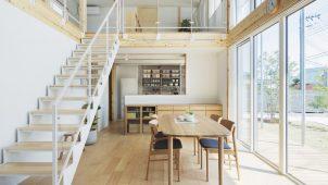 無印良品の家 久喜店が「木の家」モデルハウスをオープン