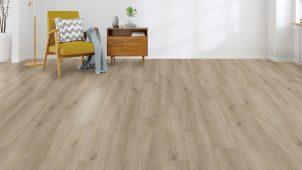キムラ、置敷タイプのPVC床材を発売