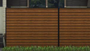 YKK AP、アルミ製フェンスのサイズ・デザイン・色を拡充