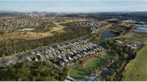 NTT都市開発、豪メルボルン近郊で大規模宅地開発