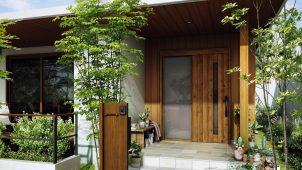 YKKAP、断熱玄関引戸28デザイン・14色を発売
