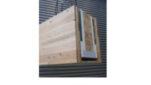 住友林業、CLT使った中大規模木造向け耐火構造部材
