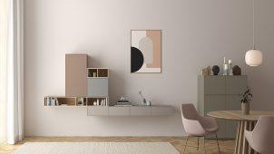 サンワカンパニー、箱型収納「ピッタラ」のサイズ・色拡充