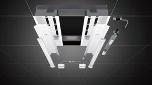 アイリスオーヤマ、既設器具を再利用してLED化を実現