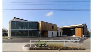 まぎし建築設計事務所、西三河初ゼロエネ事務所設計