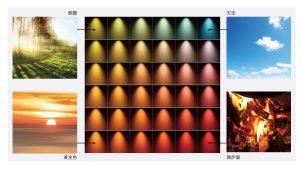 1台で121種類の色演出が可能なLED照明を発売