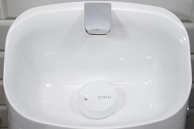 トイレの使用状況で高齢者の生活リズムを見守り