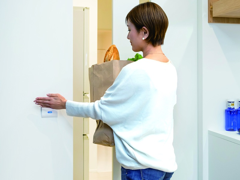 神谷コーポレーション、家庭用自動ドアの需要5倍に