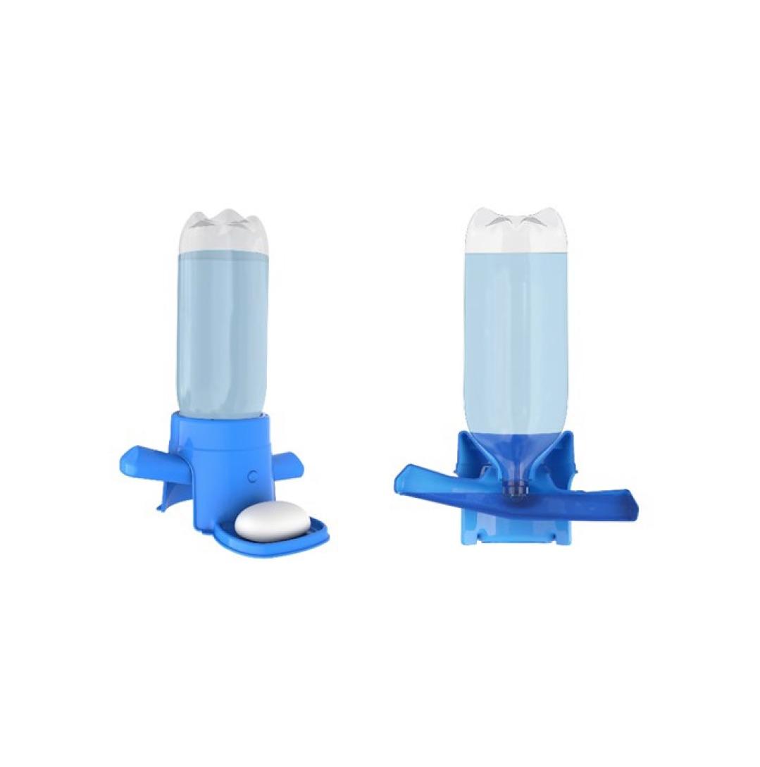 LIXILグループ、開発途上国向けにペットボトル使う手洗いツール開発