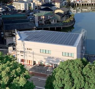 モデルハウスなど全事業所の使用電力を再エネ100%に -エコワークス(福岡市)