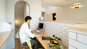 ハウセット、江戸川区でテレワークスペース設置の建売