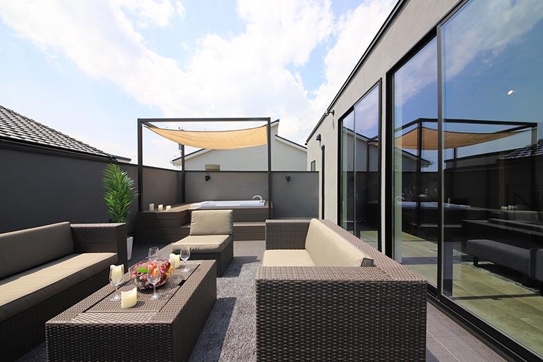 三重のハウスクラフト、グランピング住宅を発売