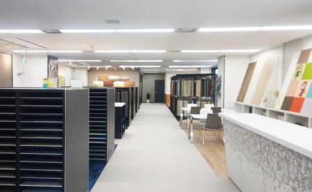 東リ、博多に福岡ショールームを開設