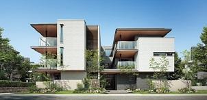 大和ハウス、都市部向け高級3階建て賃貸