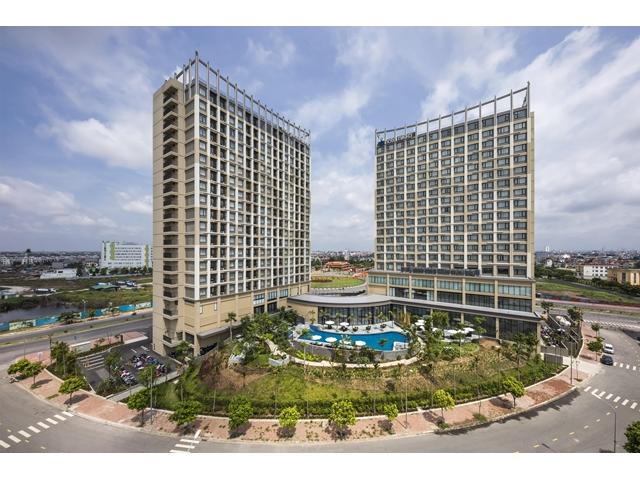 大和ハウス、ベトナム・ハイフォンでホテル開発