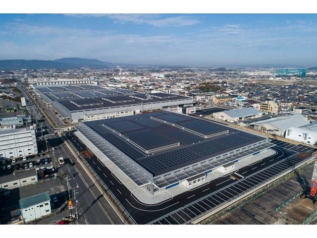 大和ハウス、7年かけ奈良工場建て替え完了