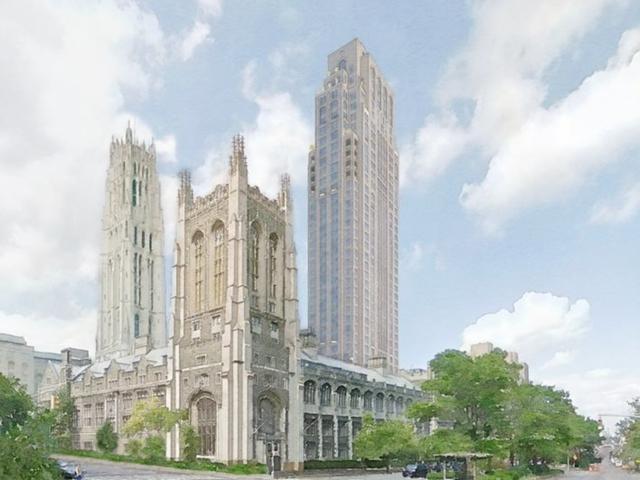 大和ハウス、米NY・マンハッタンで41階建てマンション