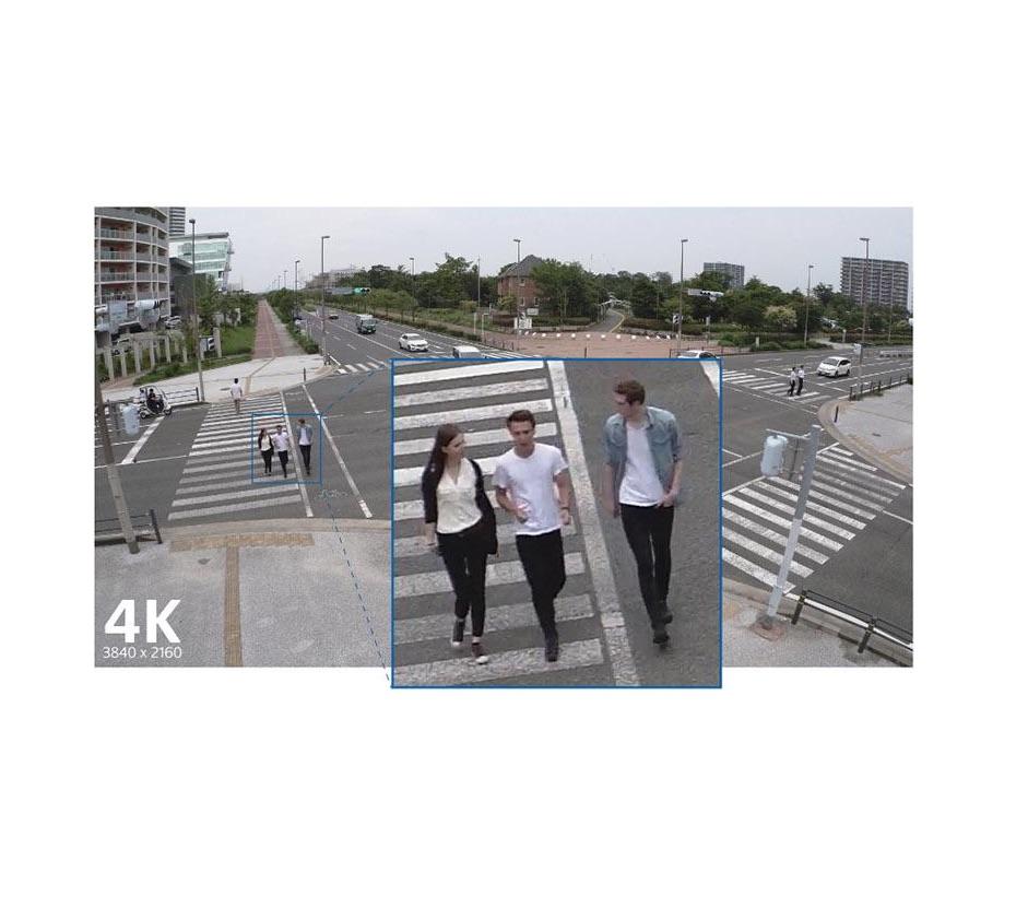 パナソニックi-PRO、4K対応のAIネットワークカメラ