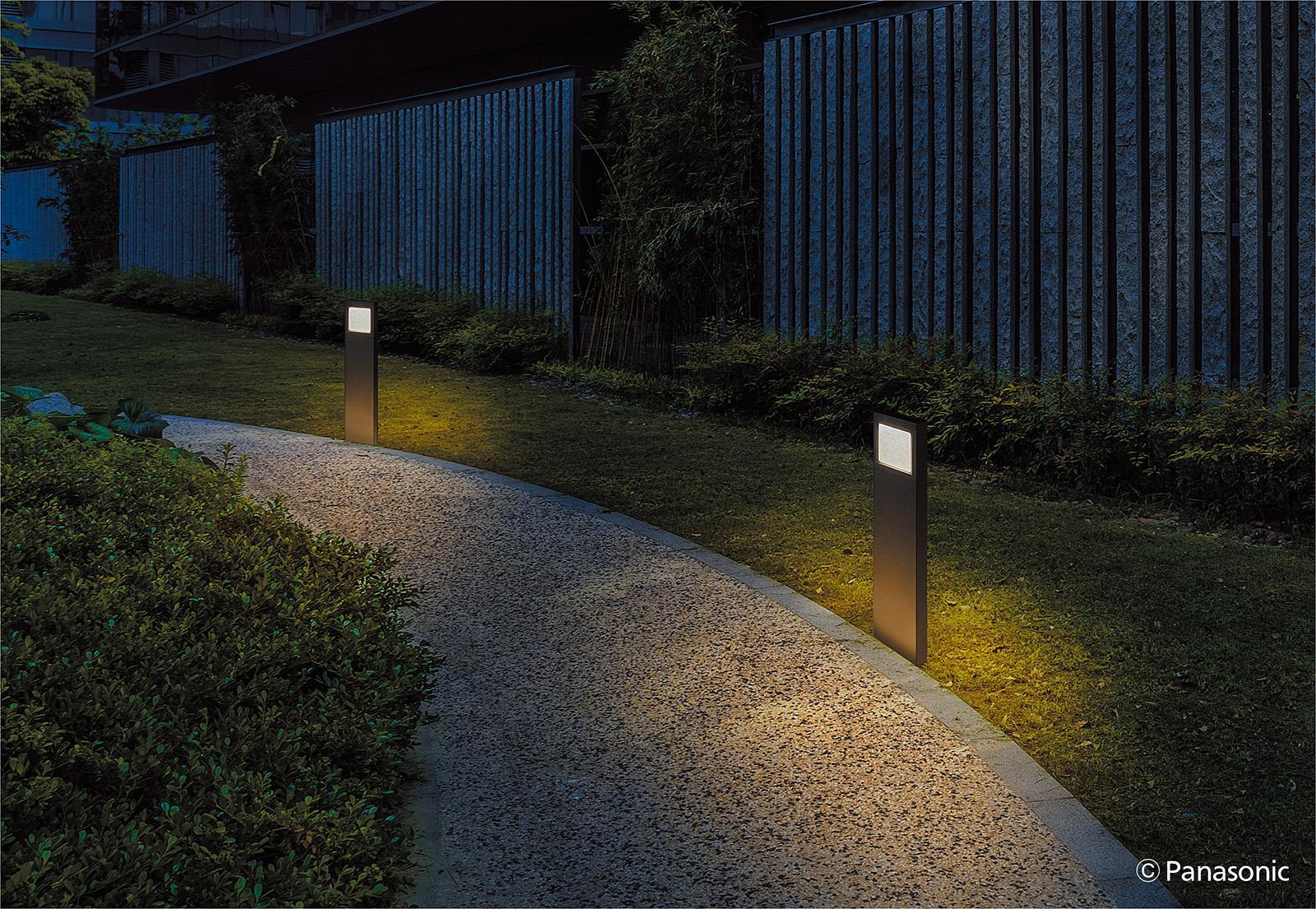 パナソニック、「スマートアーキ」のエクステリア照明を拡充