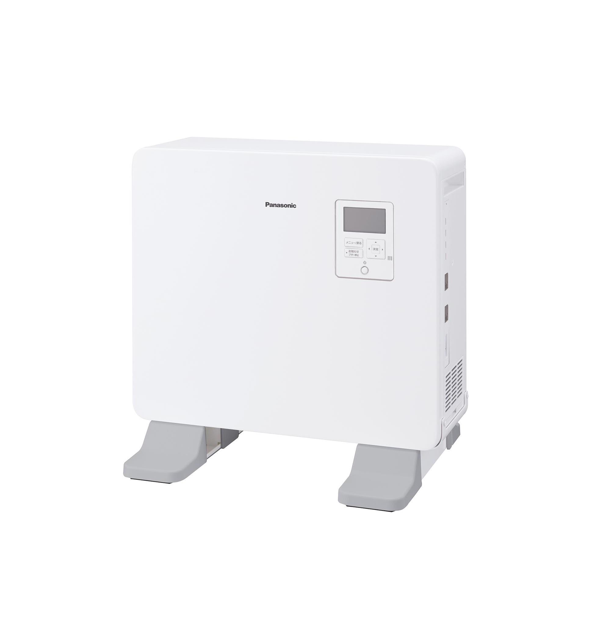 パナソニック、充電用USBコンセント付き3.5kWh蓄電システム