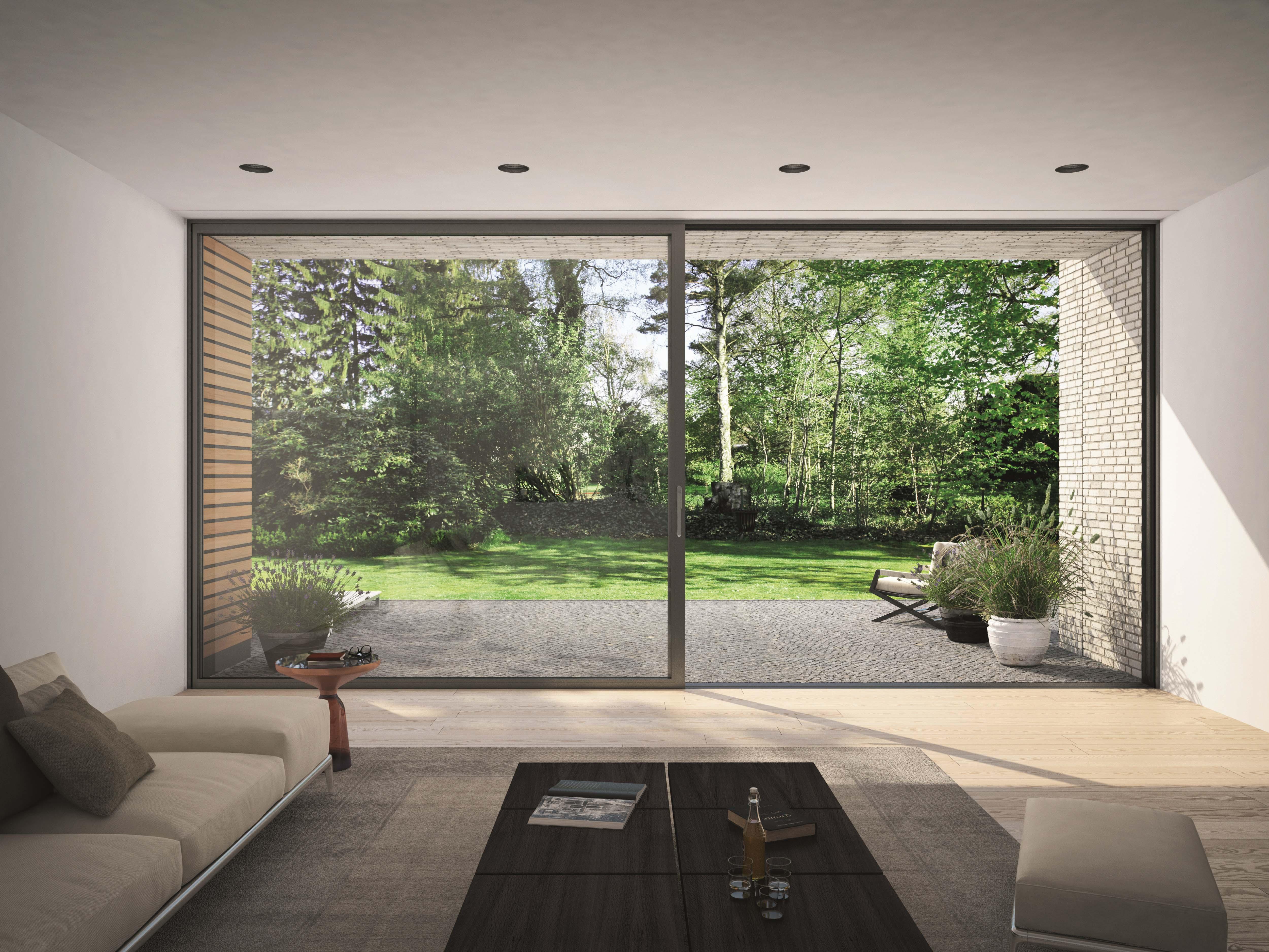 シューコー、アルミ製高断熱スライディング窓の販売開始