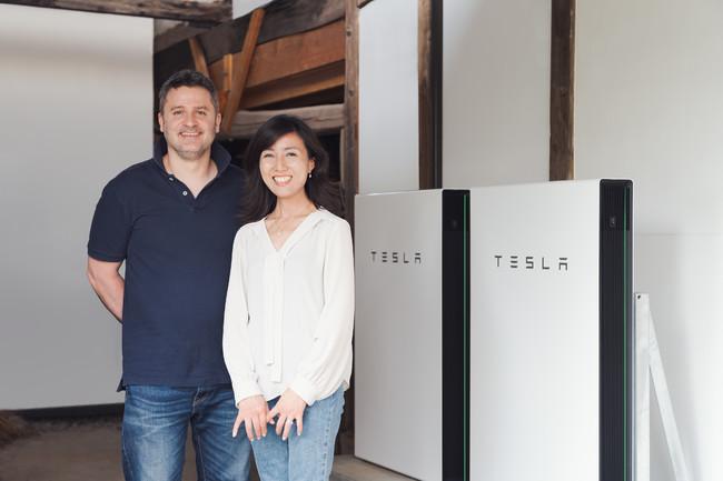 テスラ、家庭用蓄電池の日本での稼働状況をビデオで公開